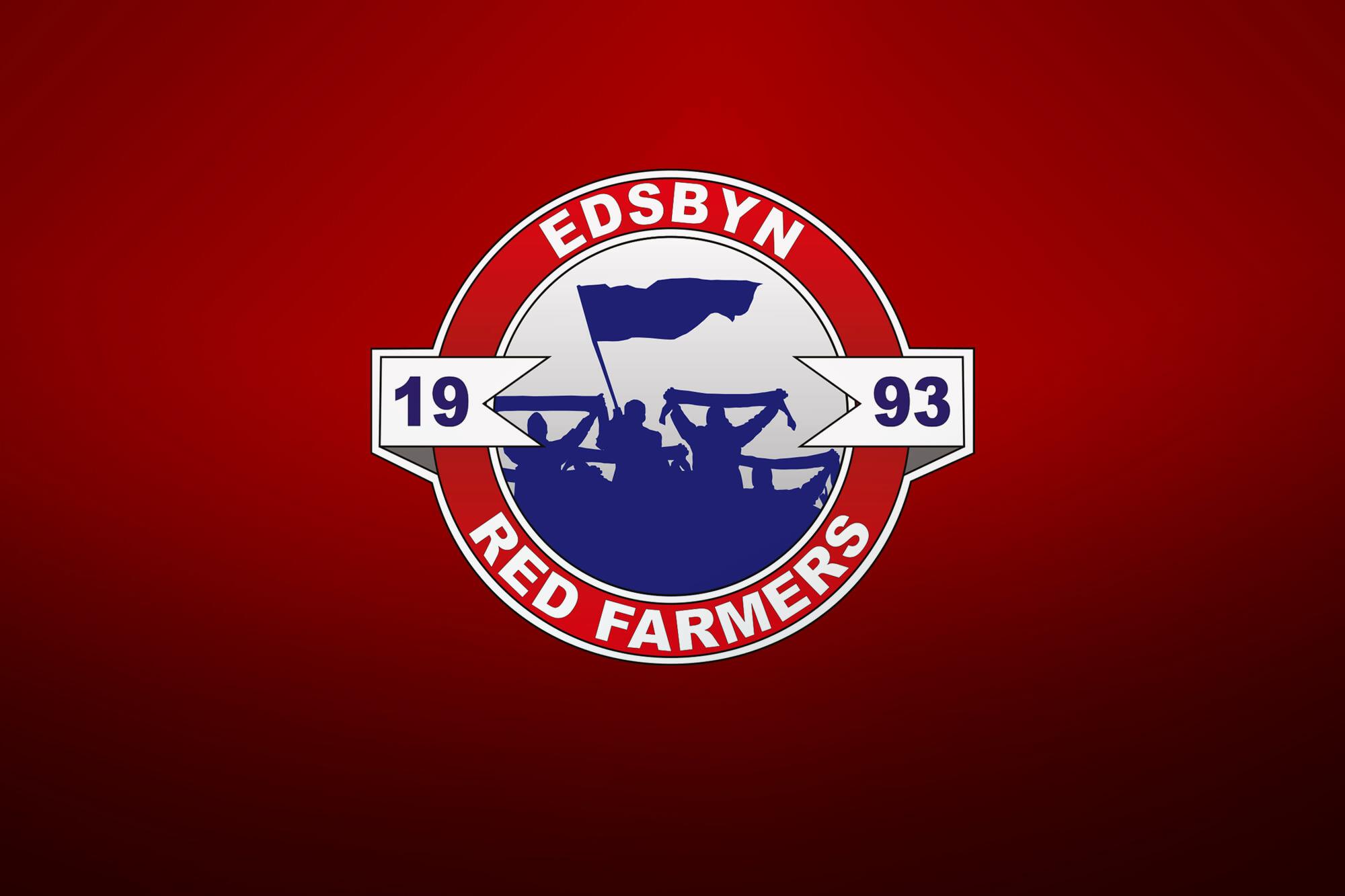 Edsbyn Red Farmers valde att stötta!
